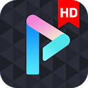 FX Player - video player and TV cast, streaming icon