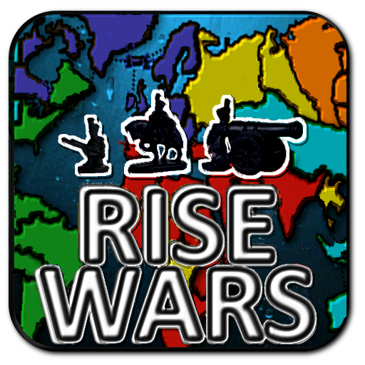 Rise Wars (strategy & risk) (game)
