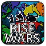 Rise Wars (strategy & risk) 7.6 Apk