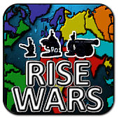 Rise Wars (strategy & risk) icon