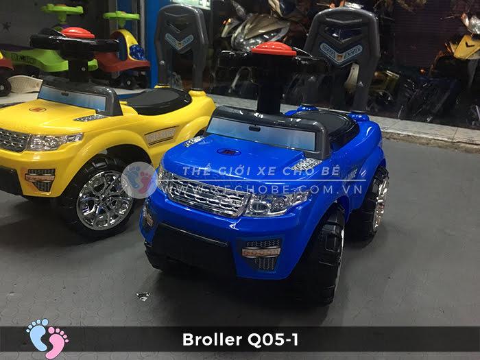 Xe chòi chân ô tô Broller Q05-1 5