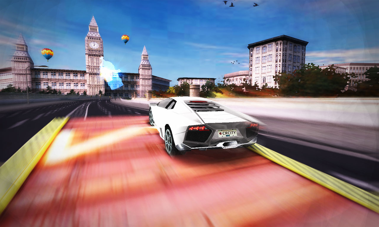 City Racing 3D- screenshot