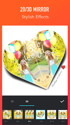 Photo Collage Maker - Photo Editor & Photo Mirror 1.142.17 screenshots 2