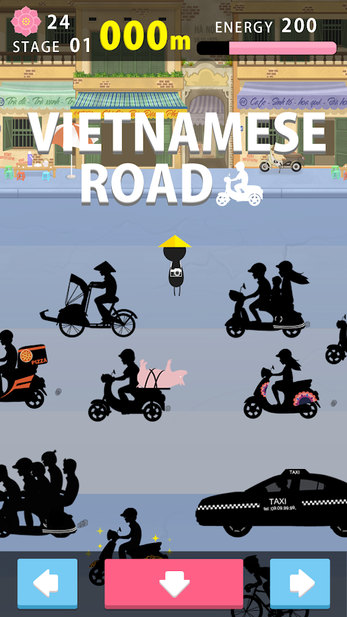 Vietnamese Road- screenshot