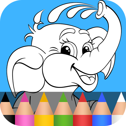 Zoo Animals Coloring
