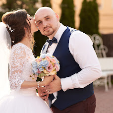 Wedding photographer Denis Tarasov (magicvideo). Photo of 01.08.2018