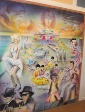 Photo: mural @ the Pier