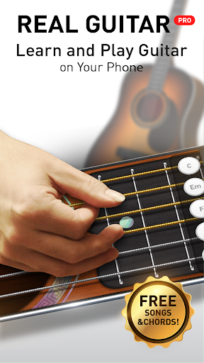 Simply Guitar - Simulator Games, Chords, Tabs 1.0.0z screenshots 1