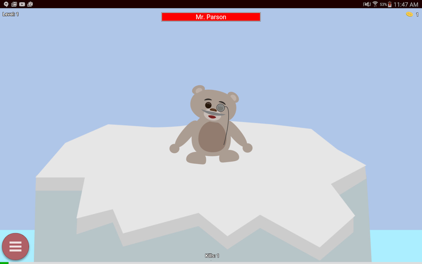 Teddy Bear Terror- screenshot