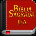 Bíblia Sagrada JFA + Harpa icon
