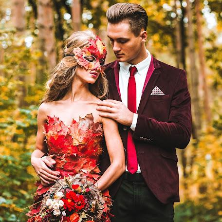 Wedding photographer Alena Rumyanceva (Binary). Photo of 10.11.2017