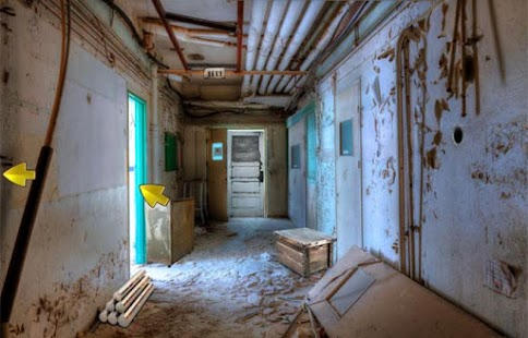 Can You Escape - Ruined House - náhled