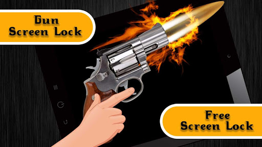 Gun Screen Lock Simulator 2.1 screenshots 1