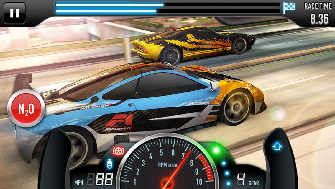 Игры новые гонки