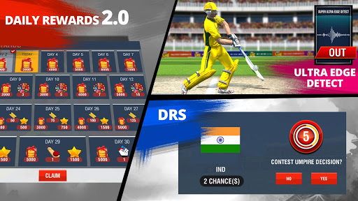 World Cricket Championship LITE 1.3 APK MOD screenshots 2