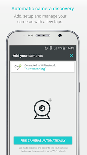 OWLR Multi Brand IP Cam Viewer- screenshot thumbnail