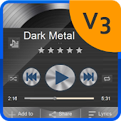 Dark Metal Player Pro