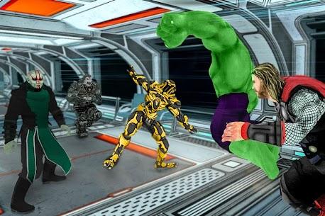 Superhero Avenger Strike Force 3