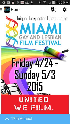 Miami Gay Lesbian Film Fest