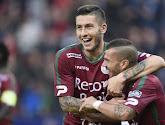 Zulte Waregem verlengt het contract van Alessandro Cordaro