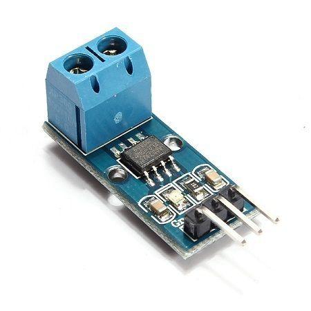 Cảm biến dòng điện Hall ACS712 20A