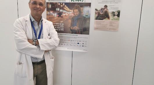 Campaña en Torrecárdenas para combatir el virus del papiloma humano