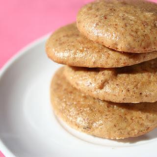 3-Ingredient Almond Butter Cookies Recipe