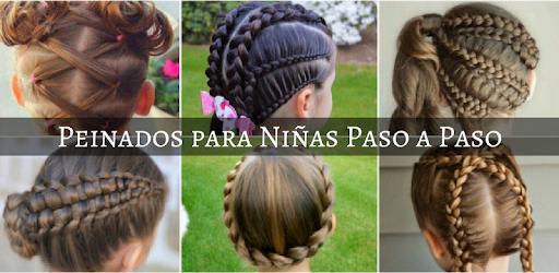 Peinados Para Ninas Paso A Paso En Video Faciles Apps En Google Play