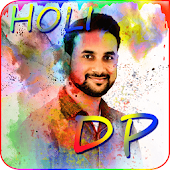 Tải Game Holi DP Maker Photo Editor