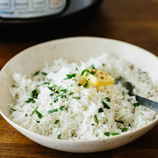 How To Cook Rice in the Electric Pressure Cooker.