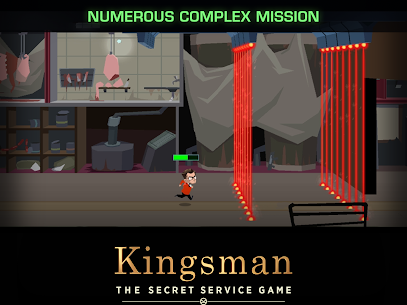 Kingsman MOD (Unlimited Coins) 8