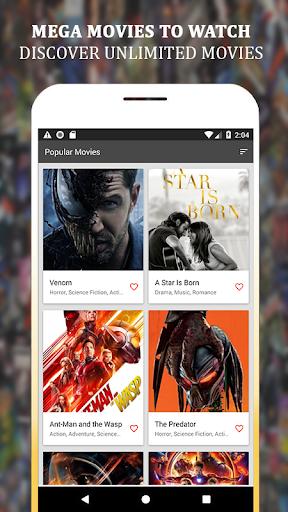 Free Movies & TV Shows 1.0 screenshots 1