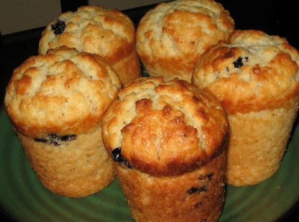 Good Morning Sunshine Muffins Recipe