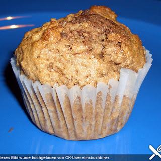 Nuss - Nougat - Muffins.