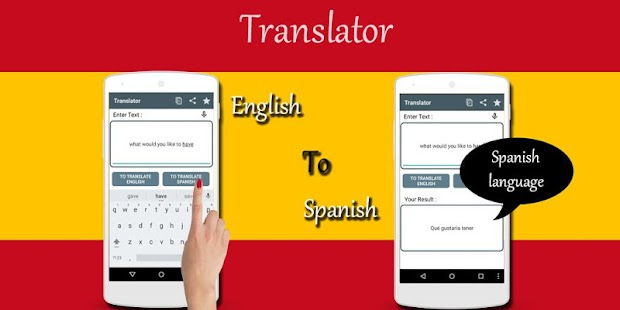 Free Download Spanish English Translator APK for Android