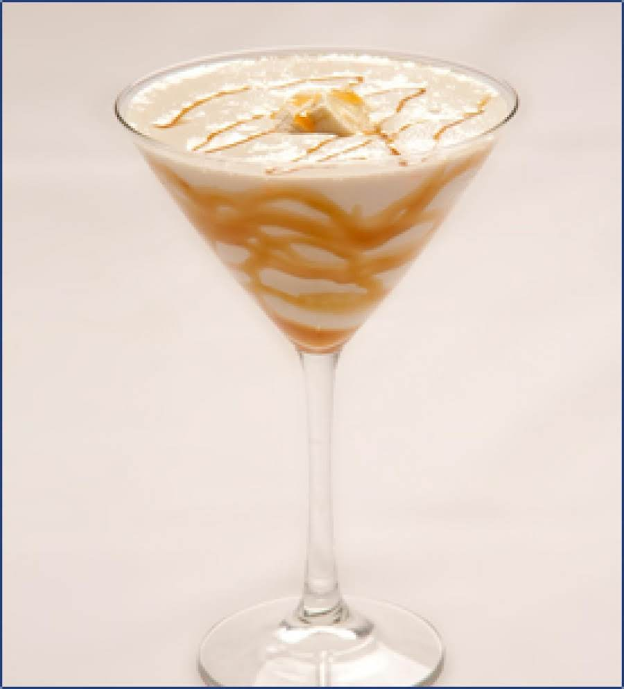 Bananas Foster Cocktail Recipe