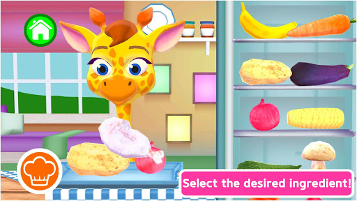 Picabu Kitchen : Cooking Games Apk apps 1
