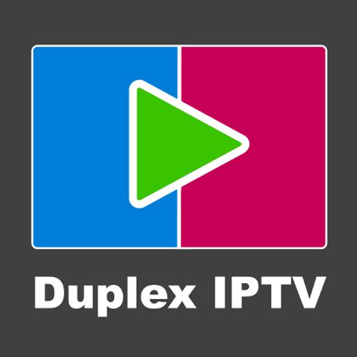 Duplex IPTV é o media player mais avançado e fácil de usar para TVs Android