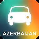 Azerbaijan GPS Navigation icon