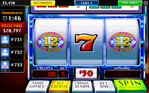 Real Casino Vegas:777 Classic Slots & Casino Games 41 Mod screenshots 1