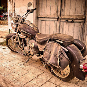 Once upon a time... by Sonja VN - Transportation Motorcycles (  )