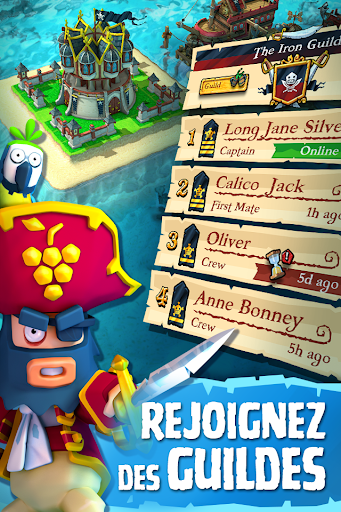 Plunder Pirates  captures d'écran 2