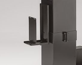 Photo: Inset of CPU Stand