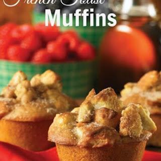 French Toast Muffins (vegan).