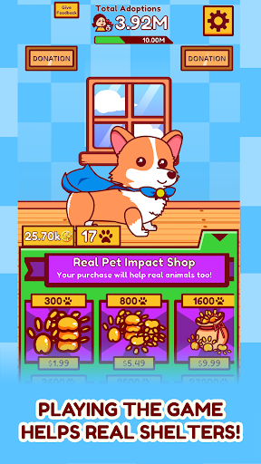 Rescue Pets, Save REAL Animals 1.7.6 screenshots 3