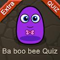 Ba boo bee Quiz Extra icon