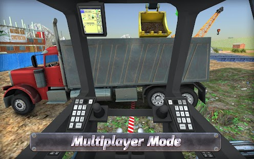 Extreme Trucks Simulator Screenshot