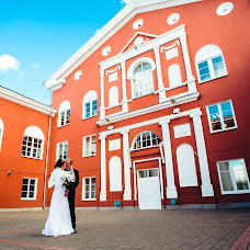 Wedding photographer Ilya Negodyaev (negodyaev). Photo of 02.05.2016