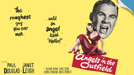 Image result for angels in the outfield 1951