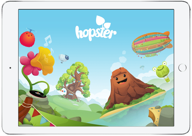 Download Hopster for iPad